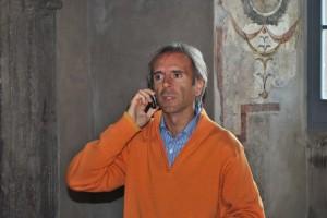 Assessore Giancarlo Capitani tarquinia