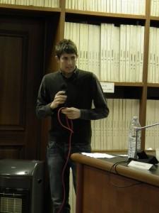 Manuel Catini tarquinia