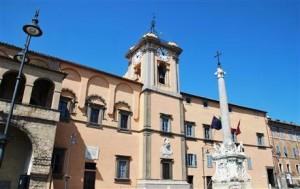 Comune di Tarquinia palazzo comunale