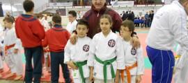 Carlo Barreca con Riccardo Capoccia, Cristina Oliva e Leonardo Massi