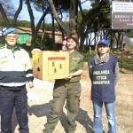 AEOP consegna Poiana alla Riserva Vico