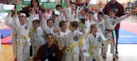 Il Gruppo Karate Fatamorgana in Gara