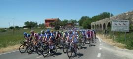 Giro d'Italia a Tarquinia