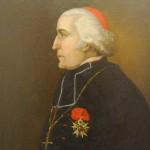 Il ritratto del cardinale Fesch conservato presso il Monastero Passioniste a Tarquinia