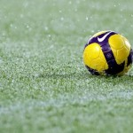 Calcio e pioggia