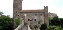 Vulci: Castello della Badia