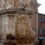 Tarquinia - Fontana monumentale