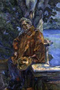 Dipinto, Ritratto del Maestro Busoni
