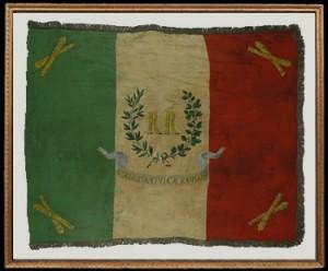 bandiera repubblica romana