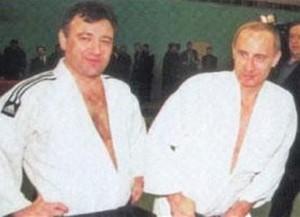 Rotenberg e Putin
