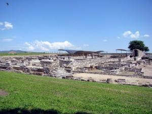 l'antica città di Vulci