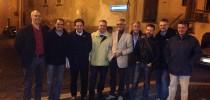 i sindaci all'incontro a Montalto di Castro