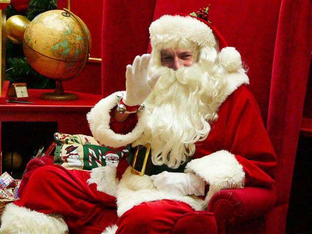 Babbo Natale A Casa Dei Bambini.Tarquinia Riapre La Casa Di Babbo Natale