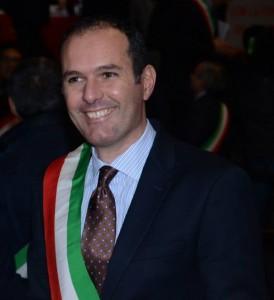 il sindaco Sergio Caci
