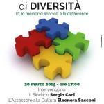 manifesto A Scuola di diversità