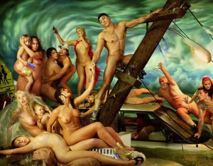 David-LaChapelle-The-Deluge-2006-dettaglio-1024x795