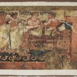 La tomba degli scudi