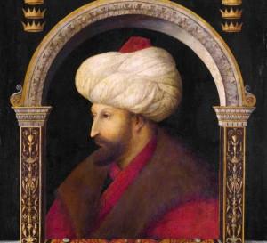 Maometto-II-il-Conquistatore