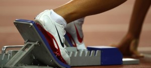 competes in the XXXX at Aoti Main Stadium during day thirteen of the 16th Asian Games Guangzhou 2010 on November 25, 2010 in Guangzhou, China.