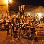 Flash mob di danza, edizione 2015