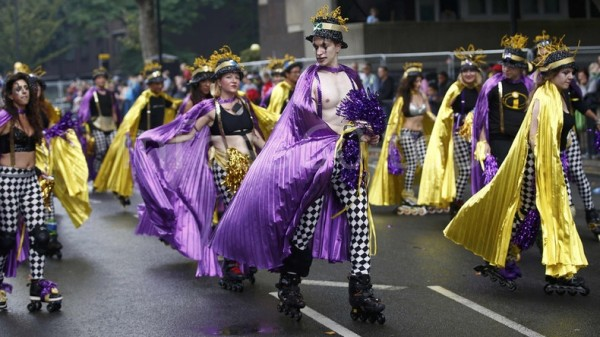Carnevale a Notting Hill