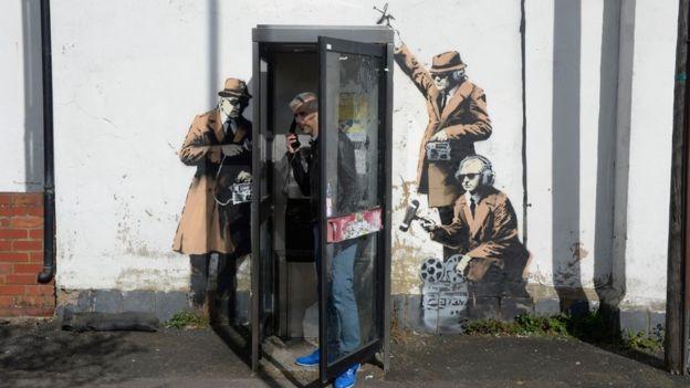 Londra: ristrutturano casa e demoliscono un murales di Bansky di enorme valore