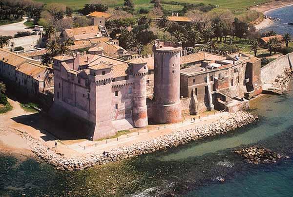 Riapre il Castello di Santa Severa