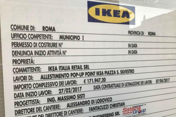 A maggio ikea sbarca in centro a roma in allestimento uno for Orari ikea rimini