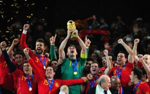 iker Casillas coppa del mondo