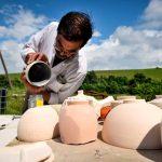 marco vallesi ceramica tarquinia