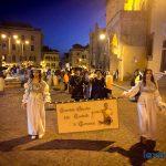 Giostra delle Contrade Tarquinia corteo storico