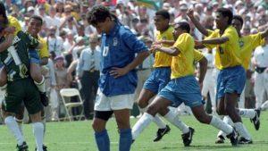 italia brasile 1994 usa baggio