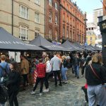 soho vegan market london
