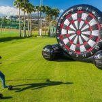 foot darts sport roll tarquinia