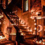 notte delle candele vallerano