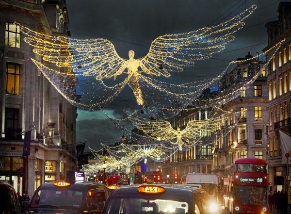 Decorazioni Natalizie Londra.Londra E Le Christmas Lights Ecco Quando Si Accenderanno Le Luci Di