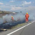 antincendio a Tarquinia
