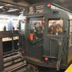 MTA Holiday Nostalgia Train new york nyc