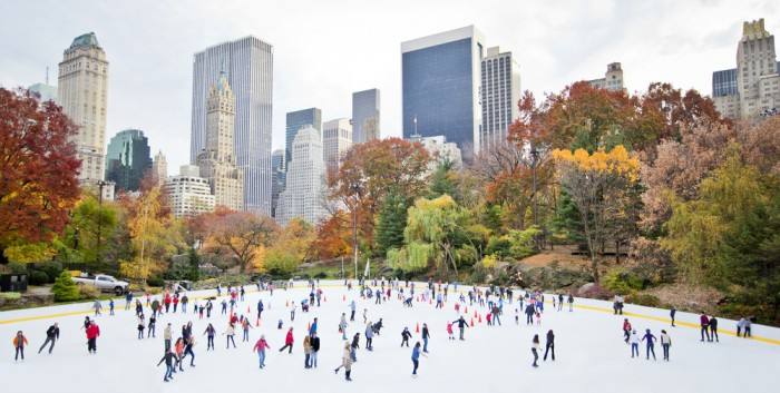 wollman rink new york central park