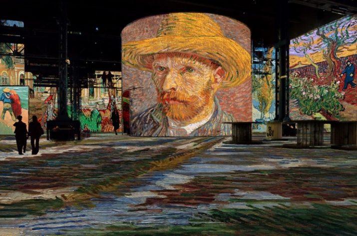Van Gogh Atelier des Lumières Paris