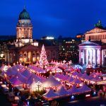 WeihnachtsZauber at the Gendarmenmarkt - Christmas market at Gendarmenmarkt