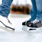 pattinaggio su ghiacchio