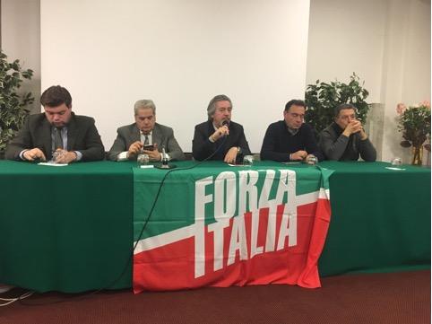 forza italia viterbo
