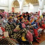 clown church service london