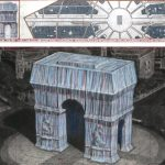 L'Arc de Triomphe, Wrapped christo