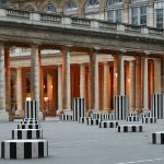 Palais Royal cour honneur paris
