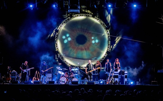 The dark side of the moon: Pink Floyd Legend a Terracina