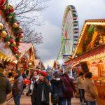 Marché de Noël du Jardin des Tuileries paris