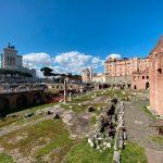 roma area archeologica